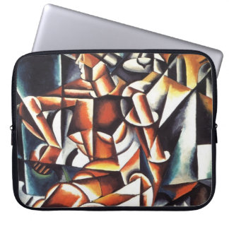 Popova's art laptop sleeve