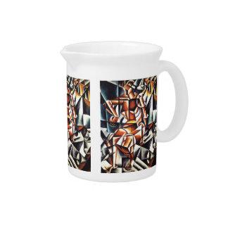 Popova's art pitcher