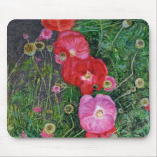 Poppies 2009 mouse mat
