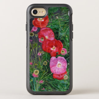 Poppies 2009 OtterBox symmetry iPhone 8/7 case