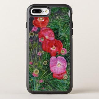 Poppies 2009 OtterBox symmetry iPhone 8 plus/7 plus case