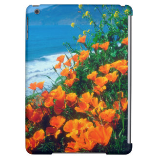 Poppies along the Pacific Coast near Big Sur Case For iPad Air