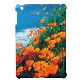 Poppies along the Pacific Coast near Big Sur iPad Mini Case
