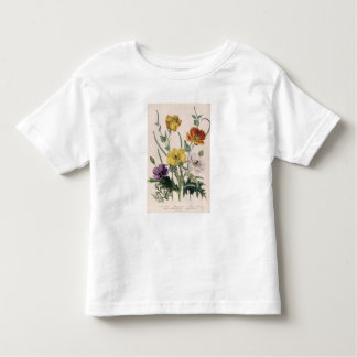 Poppies and Anemones Toddler T-Shirt