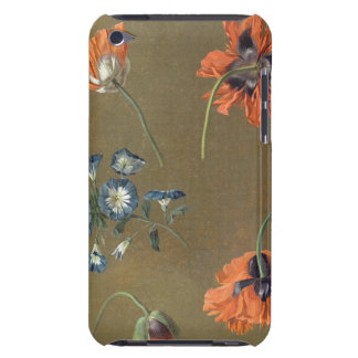 Poppies and Tradascanthus (oil on canvas) iPod Touch Case