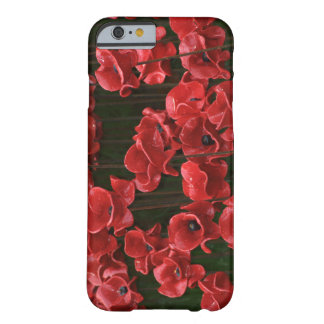 Poppies at the Tower Barely There iPhone 6 Case