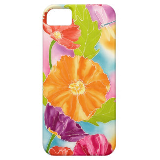 Poppies Barely There iPhone 5 Case