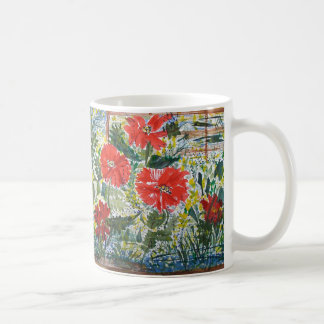 Poppies - Basic mug