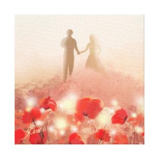 Poppies Canvas Prints