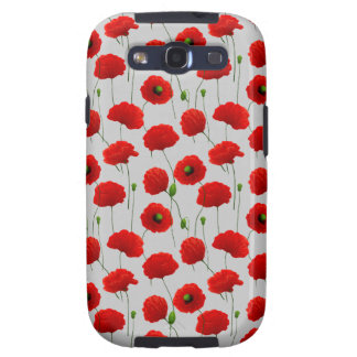 Poppies Galaxy SIII Cover