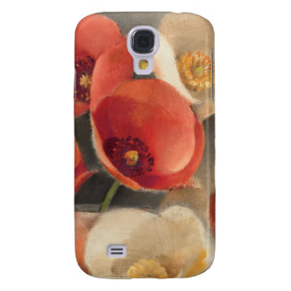 Poppies in Full Bloom Galaxy S4 Case