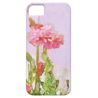 Poppies in Pink and Red iPhone 5 Cover