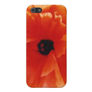 Poppies iPhone 5/5S Cases