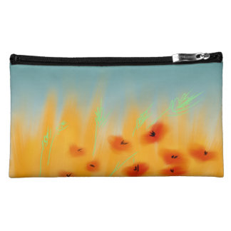 POPPIES MAKEUP BAG