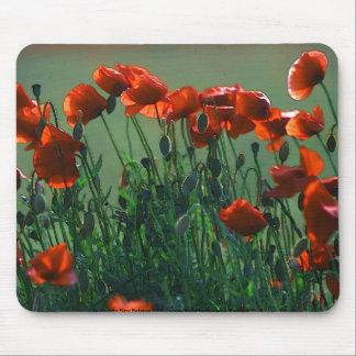 Poppies no. 3   Mousepad