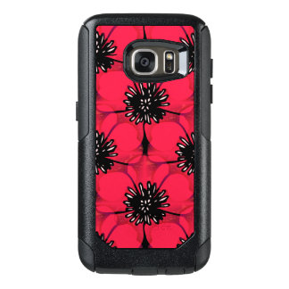 Poppies_Samsung_Apple-iphone Cases_Multi-Styles- OtterBox Samsung Galaxy S7 Case