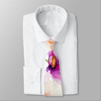 poppies tie