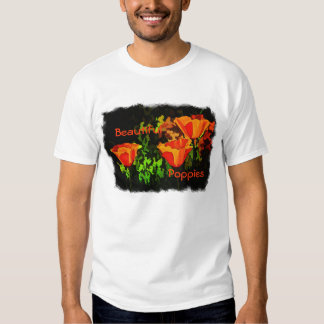Poppies Tshirts