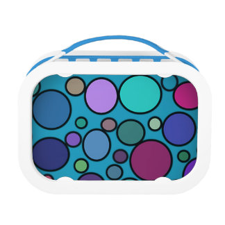 Poppin Pebbles Lunch Box