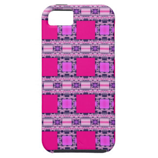 Popping Pink Patterns Case-Mate Vibe iPhone 5 Case