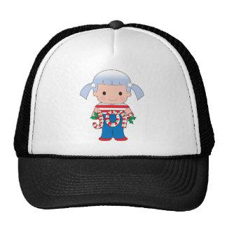Poppy American Christmas Cap
