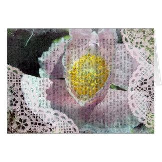 Poppy Art 4 Greeting Card
