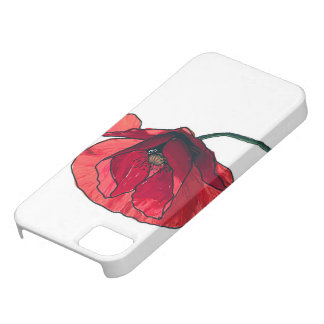 Poppy Barely There iPhone 5 Case