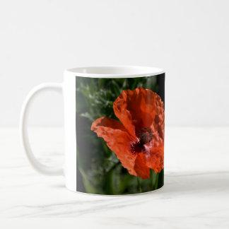 Poppy Basic White Mug