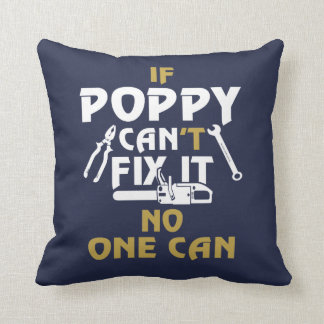 POPPY CAN FIX IT! CUSHION