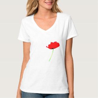 POPPY Collection (01) Women's shirt