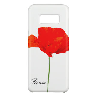 POPPY Collection 06 Personalized Samsung Case