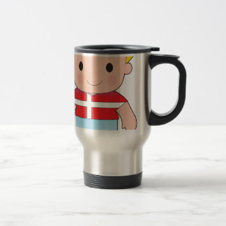 Poppy Denmark Boy Travel Mug