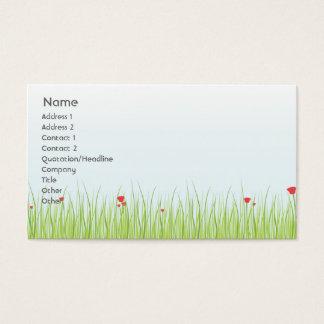 Poppy Field - Business