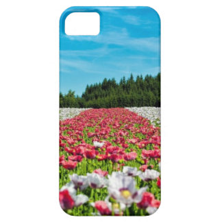 Poppy Field Case For The iPhone 5