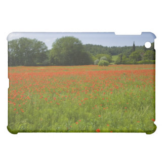 Poppy field, Chiusi, Italy iPad Mini Case