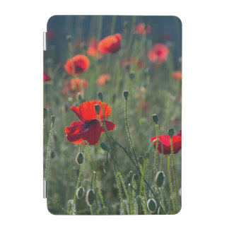 Poppy Field iPad Mini Cover