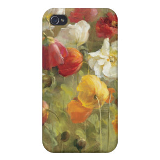 Poppy Field iPhone 4/4S Covers