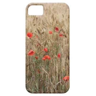 Poppy field iPhone 5/5S case