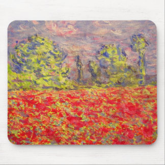 Poppy Field Mouse Mat
