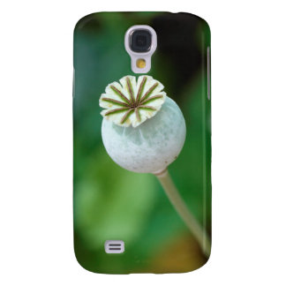 Poppy Flower Head Seed, Western Cape Galaxy S4 Case
