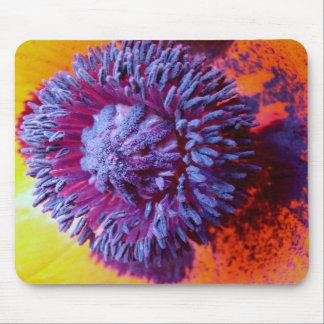 Poppy Flower Photo Mousepad