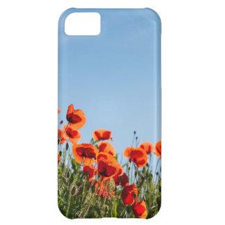 Poppy Flowers iPhone 5C Case