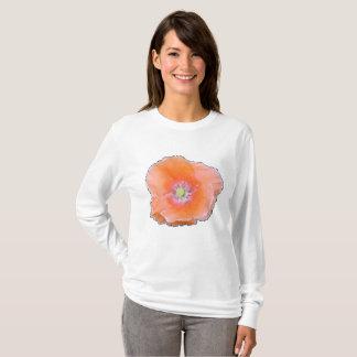 Poppy Head 1n By KABFA Designs T-Shirt