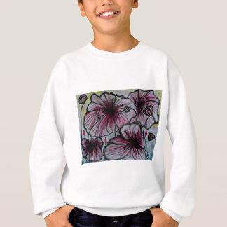 Poppy Heads Sweatshirt