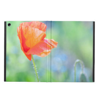 Poppy in the wind cover for iPad air