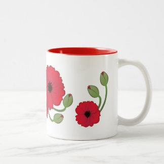 Poppy Kaffe Koppar