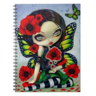 """Poppy Magic"" Notebook"