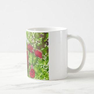 Poppy Meadow Coffee Mugs