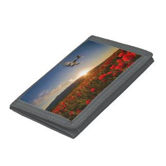 Poppy Mossie Tri-fold Wallet