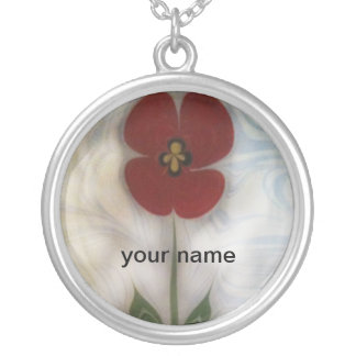 Poppy Name Your Necklace